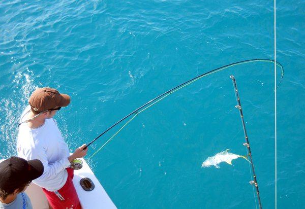 Florida keys charter rates pretty work charters for Florida keys fishing trips