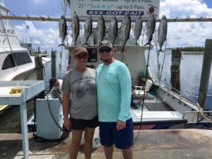 islamorada september fishing report