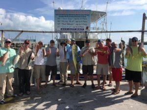 Islamorada January 6 fishing