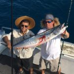 Islamorada fishing report February barracuda