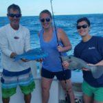 Islamorada fishing report February parrotfish
