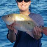 Islamorada fishing report February snapper