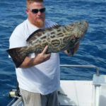 Islamorada fishing report February grouper