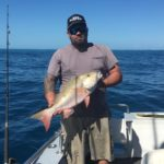 Islamorada fishing report February snapper