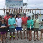 Islamorada april fishing report happy bunch