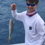 Islamorada april fishing report snapper