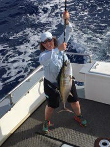 Islamorada january fishing report blackfin