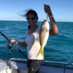 Islamorada january fishing report yellowtail