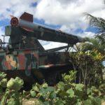 Cuba fishing trip missile