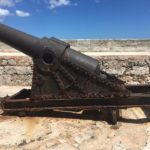 Cuba fishing trip cannon
