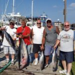OCMD offshore fishing report bluefin