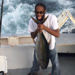 Live offshore fishing report yellowfin