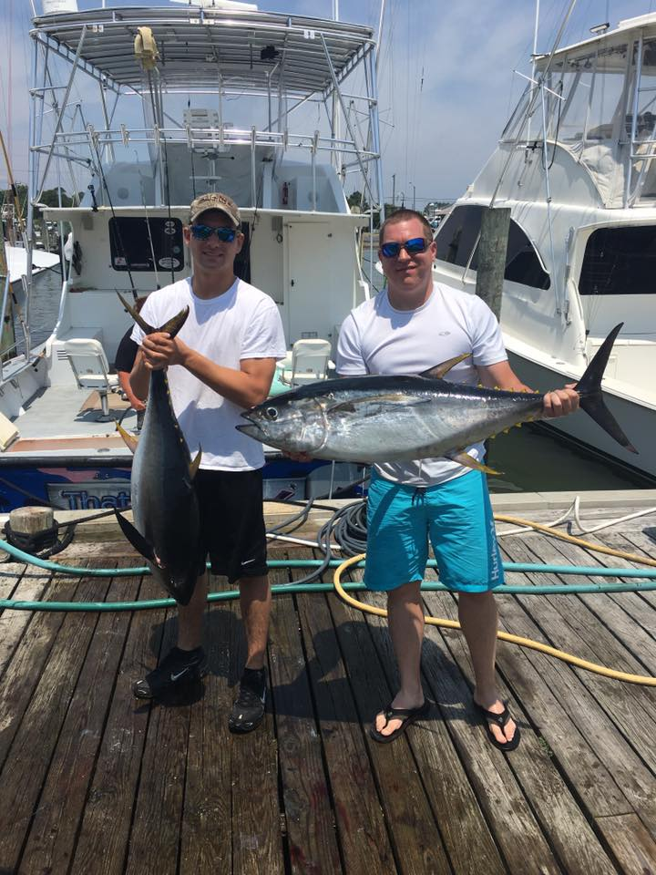 Ocmd july fishing report 7 17 group fishing charters in for Ocean city fishing report