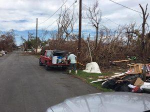 Islamorada post Irma