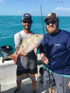 Islamorada fishing report mutton