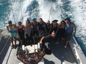 December Islamorada fishing