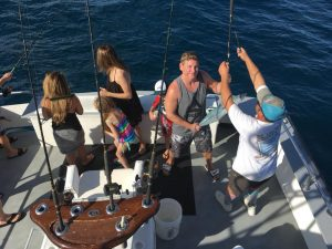 December islamorada fishing report