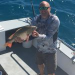 Islamorada fishing snapper