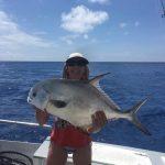 Islamorada April fishing report permit