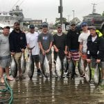 OCMD Tuna catch