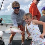 Islamorada fishing mutton snapper