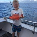islamorada september Kids fishing report