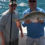 Islamorada January fishing mutton snapper