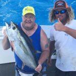 Islamorada fishing report March Blackfin