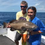 March Islamorada fishing report black grouper