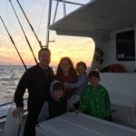 islamorada fishing sunset