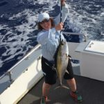 Islamorada january fishing report blackfin