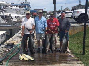 OCMD Offshore fishing report