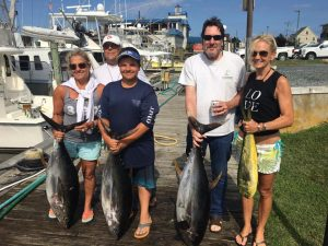 Ocean City fishing report tuna