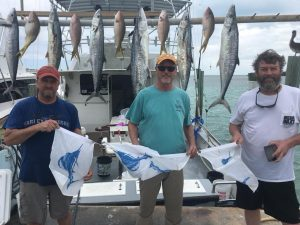 January Islamorada fishing