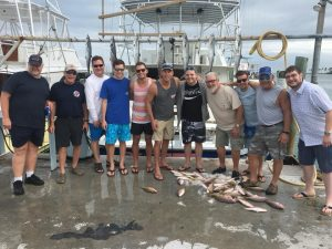 Islamorada January snappers