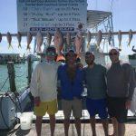 Islamorada February snapper fishing