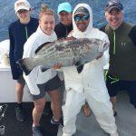 Islamorada fishing report released grouper