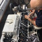 engine maintainence
