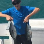 some Blackfin Tunas a few Kings, a few Mutton's and several Jacks